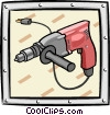 drill Vector Clipart picture