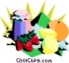 food and dining Vector Clip Art picture
