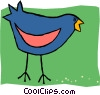 chick Vector Clipart picture