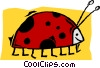 ladybug Vector Clip Art picture