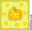 jack-o-lanterns Vector Clip Art picture