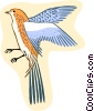 bird Vector Clipart illustration