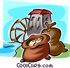 mill Vector Clip Art picture