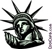 Statue of Liberty Vector Clip Art picture