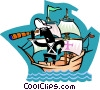 explorer Vector Clipart illustration