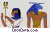 ancient Egypt Vector Clipart image
