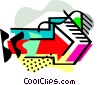 piano Vector Clipart picture