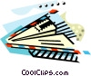 Vector Clip Art graphic  of a business / general