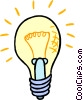 Vector Clip Art image  of a business / bright ideas