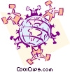 business / international Vector Clip Art picture