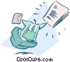 technology / info highway Vector Clip Art picture