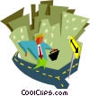 direction Vector Clip Art picture
