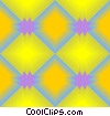 Cool wallpaper pattern Vector Clip Art picture