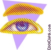 eye Vector Clipart picture