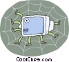 Vector Clip Art picture  of a Metaphor