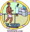 Vector Clipart illustration  of a medical