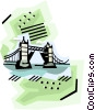 Vector Clip Art picture  of a Geotechnical style
