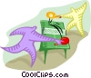 table tennis Vector Clip Art picture