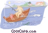 Fishing Vector Clipart picture