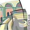 U.S. Congress symbol Vector Clip Art graphic