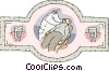 Vector Clipart illustration  of a Dentist