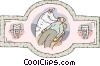 Vector Clipart illustration  of a Dentist