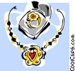jewelry Vector Clipart picture