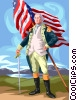 George Washington Vector Clip Art picture
