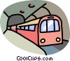 transportation, subway Vector Clip Art picture