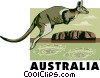Australia Vector Clip Art graphic