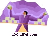 business concepts, balance Vector Clip Art picture