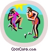 golf Vector Clip Art picture