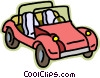 transportation, automobile Vector Clip Art graphic