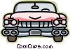 transportation, automobile Vector Clipart illustration