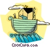 the ark Vector Clipart picture