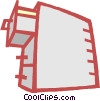 filing cabinet Vector Clip Art graphic