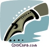 Vector Clipart picture  of a fountain pen