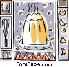baking design Vector Clip Art picture