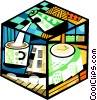 coffee Vector Clipart graphic