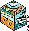 shipping Vector Clipart picture
