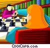 chess Vector Clip Art image