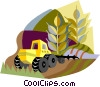 farming Vector Clipart illustration