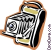 camera Vector Clip Art graphic
