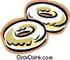donuts Vector Clip Art picture