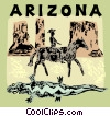 Arizona Vector Clipart illustration