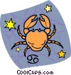 Vector Clipart picture  of an astrology sign