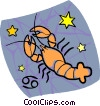 astrology sign, Scorpio Vector Clip Art picture