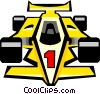 race bar Vector Clipart picture