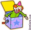 jack in the box Vector Clipart picture