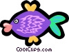 fish Vector Clip Art graphic